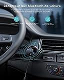 Zoom IMG-1 ricevitore bluetooth per auto trasmettitore