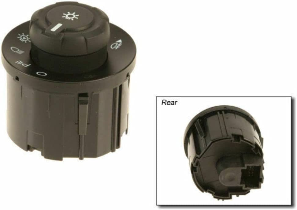 Headlight Switch Ultra-Cheap Deals Compatible with Max 47% OFF Z973NP by Pickup JUI