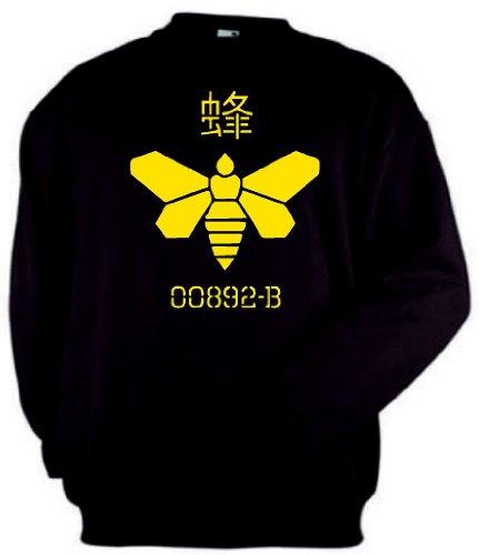 world-of-shirt Golden Moth Chemical Sweatshirt Pulli Walter White von S-XXXL