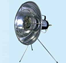 Estufa de gas y válvula parabólica sp35 seguridad