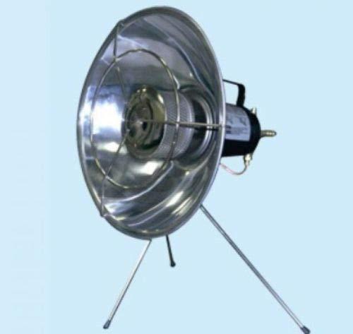 Stufa parabola gas con valvola sicurezza sp35