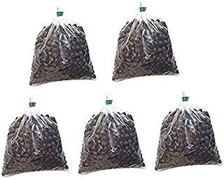 北海道産 無農薬黒豆 - 渡部信一さんの黒豆(約1kg×5個) 無農薬・無化学肥料栽培30年の美味しい黒豆 渡部信一さんは北海道・大雪山の麓で化学薬品とは無縁の農業を営んでいる生産者