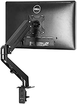 Aludest Adjustable Monitor Arm with Full Motion Spring Movement