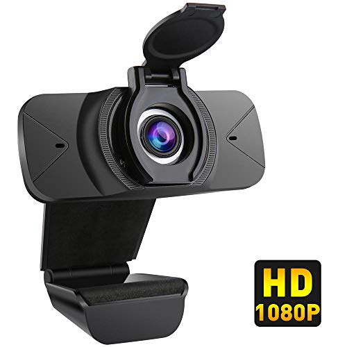 Pc Camera Full Hd 1080P Wide Angle Usb Webcam With Mic Web Cam Laptop Online Teching Conference Web Cameras Anti Peeping Webcame