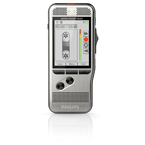 Philips DPM7200 Dittafono Digitale