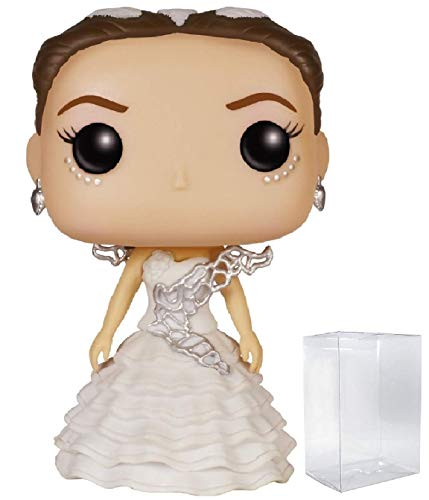 Funko Pop! Movies: The Hunger Games - Wedding Day Katniss Vinyl Figure (Includes Compatible Pop Box Protector Case)