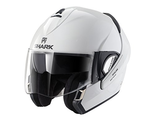 Shark Evoline S3 - Casco modular (talla S), color blanco