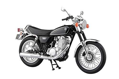 スカイネット 1/12 完成品バイク ヤマハ SR400 ヤマハブラック