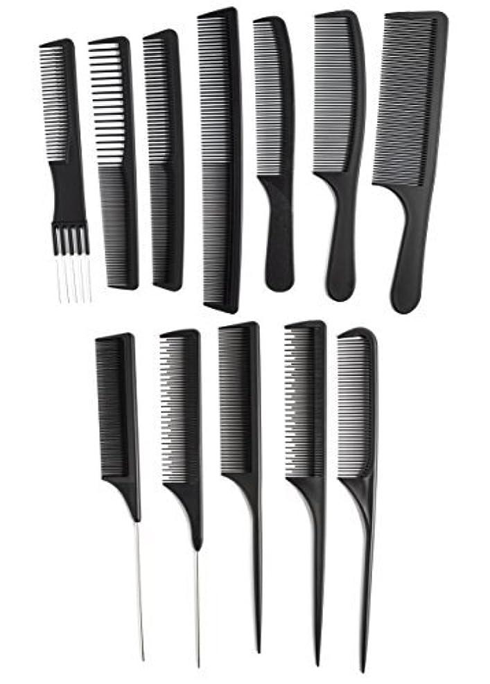 溶ける記者森OneDor Professional Salon Hairdressing Styling Tool Hair Cutting Comb Sets Kit [並行輸入品]