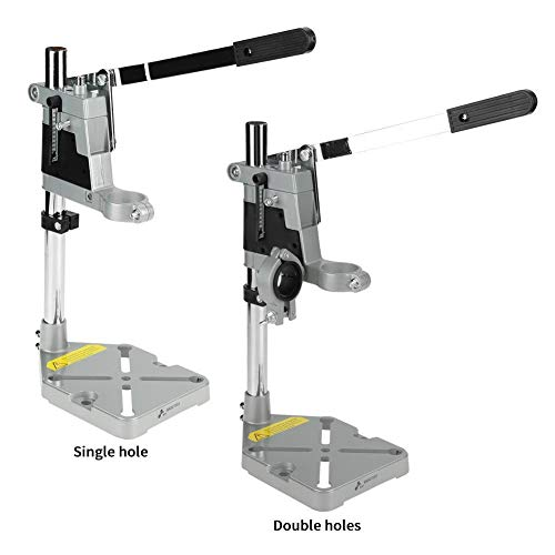 Best Buy! Tarente Clamp Drill Press Stand Workbench Repair Tool for Drilling Aluminum Base