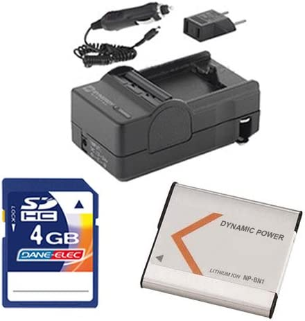 SEAL limited product Sony DSC-W830 Digital Camera Accessory Includes: Memo KSD4GB Kit Recommendation