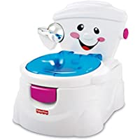Fisher-Price- Orinal aprendo y me divierto, juguetes bebe (Mattel P4325)
