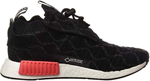 adidas Herren NMD_ts1 Pk GTX Gymnastikschuhe, Schwarz (Core Black/Carbon/Shock Red Core Black/Carbon/Shock Red), 42 EU