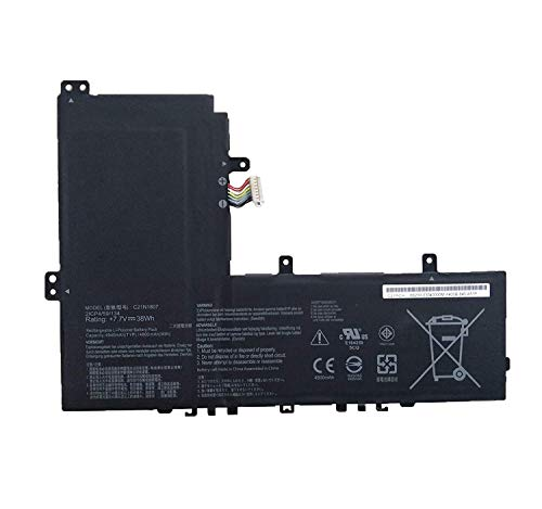 Onlyguo 7.7V 38Wh C21N1807 C21PICH Reemplazo de la batería del portátil para ASUS ChromeBook C223NA C223NA-DH02 C223NA-GJ0025 VivoBook E12 E203NA-FD020TS E203NA-FD048T E203NA-FD088T E203NA-FD026T