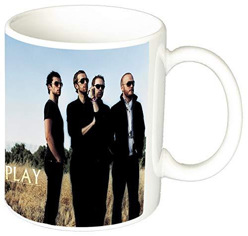 MasTazas Coldplay Tasse Mug