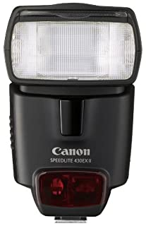 Canon Speedlite 430EX II Flash for Canon Digital SLR Cameras Bulk Packaging (White Box, New) (B001CCAISE) | Amazon price tracker / tracking, Amazon price history charts, Amazon price watches, Amazon price drop alerts