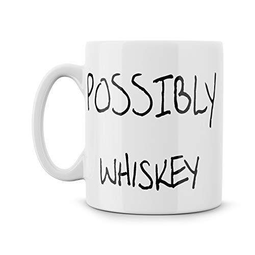 ArthuereBack eventueel whiskybeker funny memok funny Political beker kopje Secret Alcohol Spirits Office Grappige beker Coffee Cup Single Malt Whisky