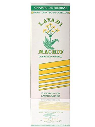 Champú de hierbas – 500 ml – Lavadi Machío