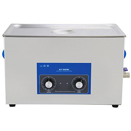 Edelstahl Ultraschallgerät Ultraschallreiniger Ultraschallreinigungsgerät 30L (2227qt-800W)