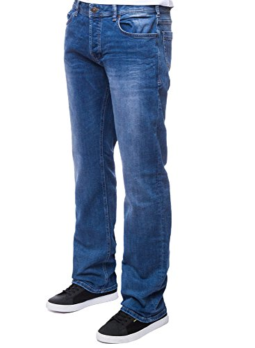 LTB Herren Jeans Straight Paul Denton Wash 5760-50072, Größe:W28 L32, Farbe:Paul Denton Wash (5760-50072)