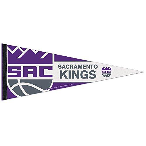 WinCraft NBA SACRAMENTO KINGS Premium Pennant