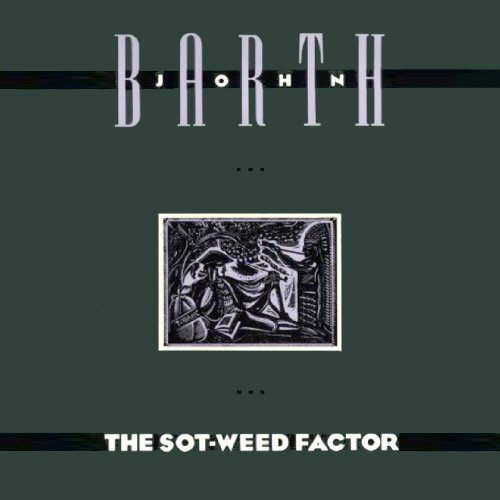 The Sot-Weed Factor audiobook cover art