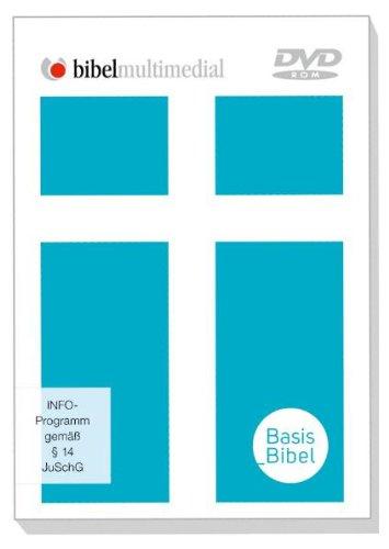 Bibelausgaben, Deutsche Bibelgesellschaft : BasisBibel, Das Neue Testament, 1 DVD-ROM Mit Unterrichtsentwürfen. Für Windows und Mac OS