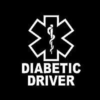 拓実-たくみ 琢磨 わたる 11センチメートル* 13CMおかしい糖尿病は、ドライバ防水ステッカーカーステッカービニールアクセサリーカースタイリング (Color Name : Silver)