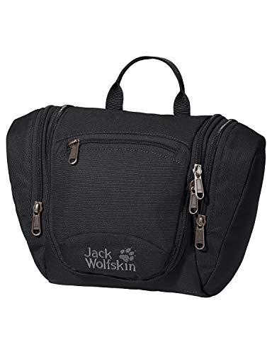 Jack Wolfskin Kulturbeutel CADDIE, black, One Size