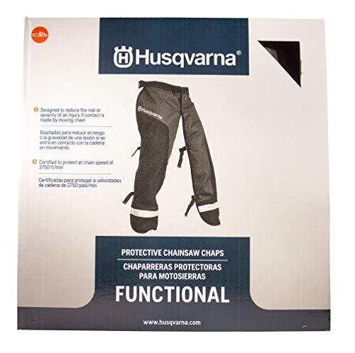 Husqvarna Functional Apron Chap, 40 to 42-Inch