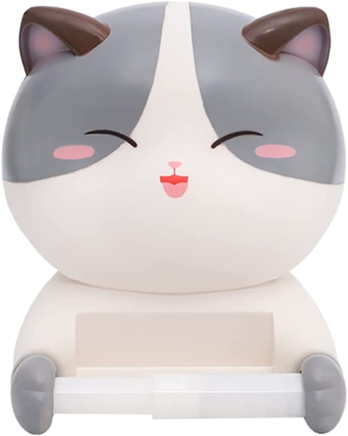 Our shop Challenge the lowest price OFFers the best service zuyang Toilet Paper Holder Creative Roll Cartoon Cat Hold
