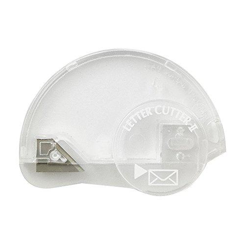 Midori Letter Cutter, II Clear (49311006)