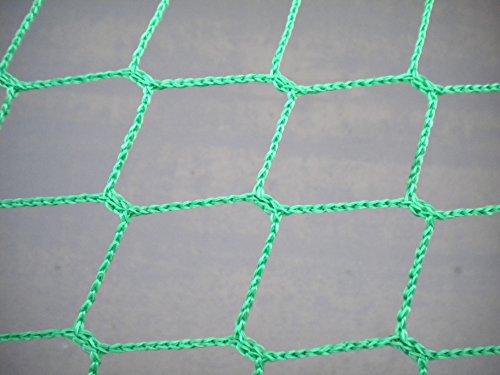 Schwagers-Teileshop Anhängernetz von 2,2x1,2m bis 8x3,5m mit und ohne Expanderseil Abdecknetz Container 4 x 2,5 m knotenlos 400 x 250 cm … (Ohne Expanderseil, 4x2,5m)