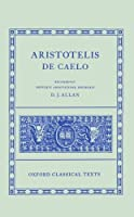 De Caelo (Oxford Classical Texts)