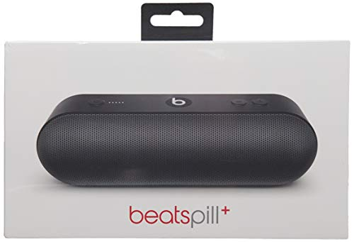 Apple Beats Pill+ Altavoz portátil estéreo Negro - Altavoces portátiles (2.0 Canales,...
