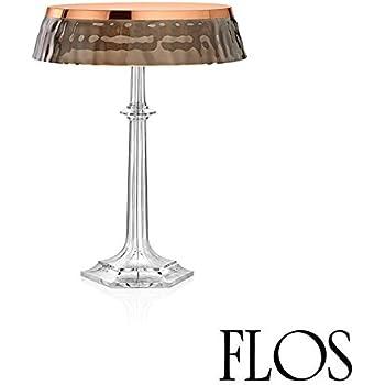 Flos Bon Jour Versailles LED Lampada da Tavolo Rame Fumeè F1041015 F1033030