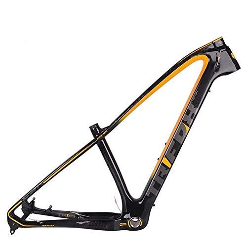 profesional ranking Cuadro de bicicleta Cuadro de bicicleta de montaña de carbono MTB 27.5 / 31.6 mm 29er MTB de… elección
