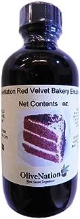 Best red velvet emulsion ingredients Reviews
