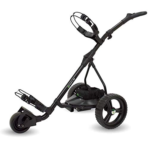 Powerbug GT Sport Lithium Powered Electric Golf Trolley Caddy