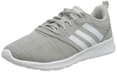 adidas Damen QT Racer 2.0 Running Shoe, GRETWO/FTWWHT/LGRANI, 40 EU