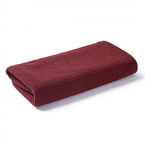 PENVEAT - Toallas de Microfibra para Limpieza de Cocina, multifunción, prácticas, para Limpieza de electrodomésticos, Toallas, absorbentes, de Trapo al por Mayor, café, 35 x 75 cm, 1 Unidad