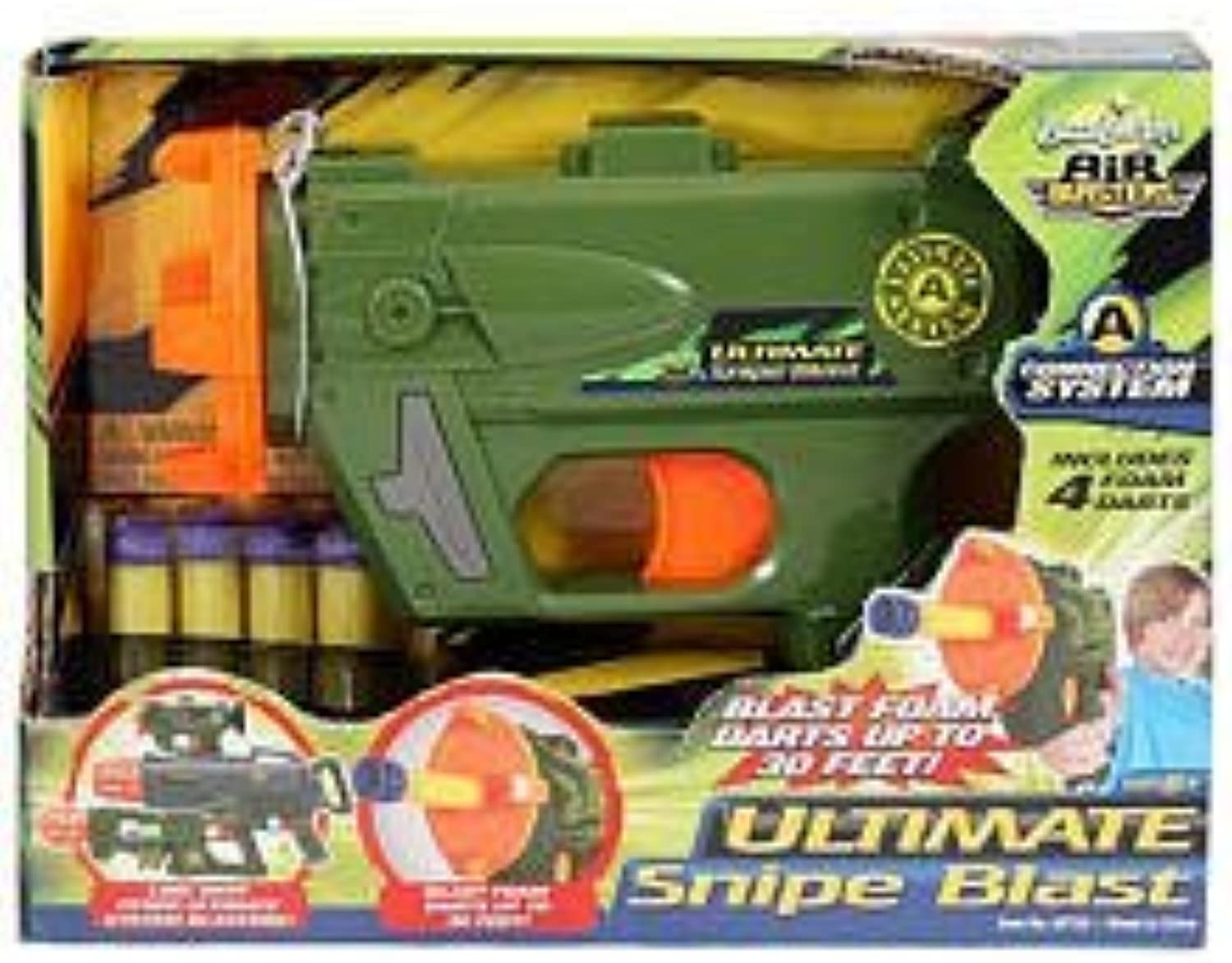 Ultimate Snipe Blaster by Buzz Bee