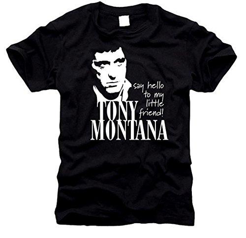 FOTL / B&C Tony Montana Scarface - Al Pacino, T-Shirt, Gr. M