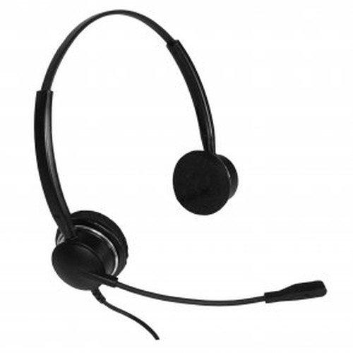 Imtradex BusinessLine 3000 XD Flex Headset binaural/zweiohrig für Swyx P 250 Handset Telefon, kabelgebunden mit NC, ASP und QD-Stecker