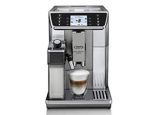 De'Longhi De'Longhi Delonghi ECAM650.55.MS Kaffeevollautomat, Silber