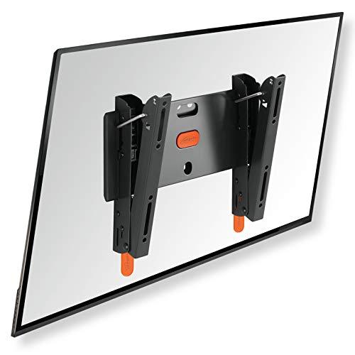 Vogel's BASE 15 S Soporte de pared para TV, Inclinable, Para televisores de entre 19-43 pulgadas (48-109 cm), VESA Máx. 200x200, Carga Máx. 20 kg, Certificación TÜV