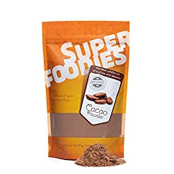 SUPERIOR QUALITY BEANS: Our Organic Cacao Powder is prepared entirely from criollo beans, recognised as the BEST beans all over the world for consistency, nutrients and flavour. With no sugar and 12-50% fat, depending on variety and growth conditions...
