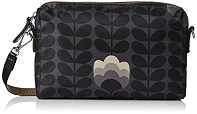 Orla Kiely Buttercup Stem Printed Large Cross Body