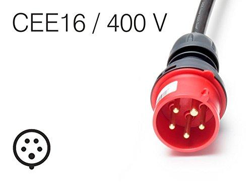 Juice Conector CEE16 / 400V /16A