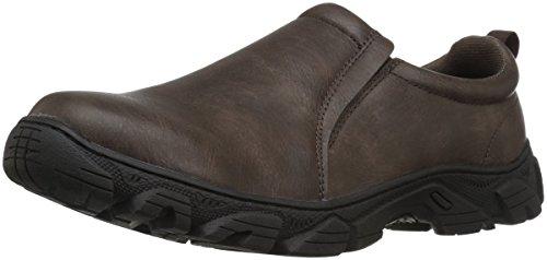 ROPER Men's Cotter Hiking Shoe, Brown, 9 D US